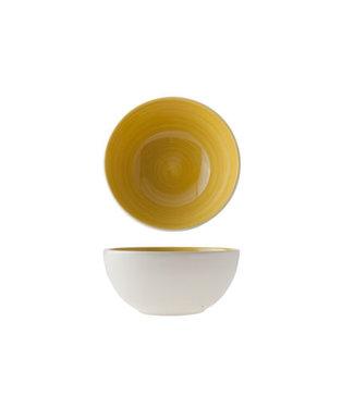 Cosy & Trendy Turbo Yellow Bowl D14.5cm