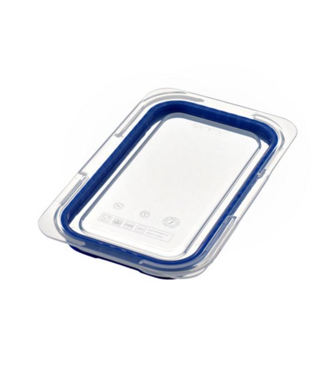 Araven Airtight Deksel Foodbox Gn1-4 26.5x16.2transparent (set van 6)