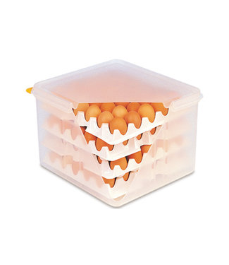 Araven Egg Box Gn2-3    8 Trays35.4x32.5xh20cm