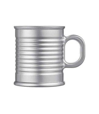 Luminarc Conserve Moi - Beker - Zilver -25 Cl - Glas - (set van 6).