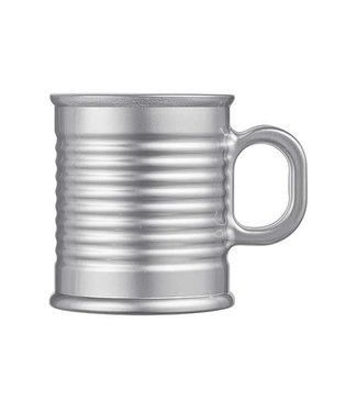 Luminarc Conserve Moi - Cup - Silver -25 Cl - Glass - (set of 6).
