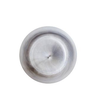 Luminarc Diwali - Marbré - Deep Plate - Opal - (6er Set)