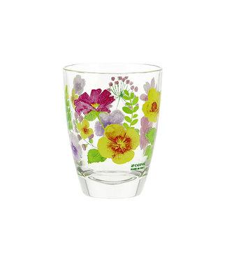 Cerve Spring Garden - Water glass - 31cl - (Set of 3).