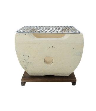 Cosy & Trendy Table Bbq 20x14xh15cm Stoneware