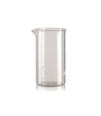 Bialetti French-Press - Replacement glass - 0.35L.
