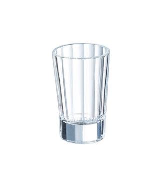Arcoroc Bourbon Shotglass 6 Cl Set 12