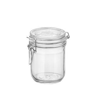 Bormioli Fido Jar 50cl Cylindrical (set of 6)