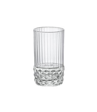 Bormioli America's Shotglass 8 Cl  Set 6