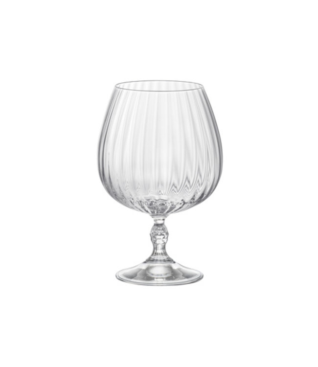 Bormioli America's Cognac 65 Cl Set 6
