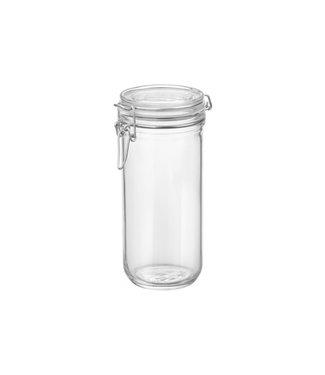 Bormioli Fido Jar 1l Cylindrical (set of 6)