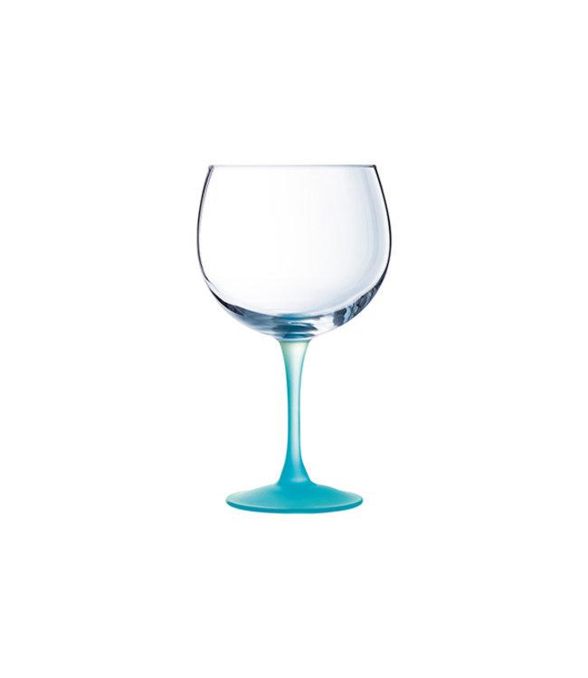 Luminarc Techno Summer Gin Glass Blue 70cl (set of 6)