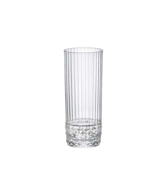 Bormioli America's Longdrinkglas 40cl  Set 6
