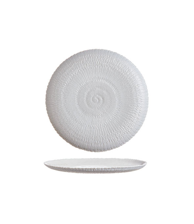 Luminarc Ammonite Plat Bord Granit D26cm (set van 6)