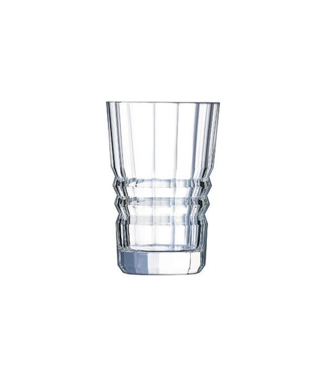 Cristal D'arques Architecte Fh 36cl Set 6
