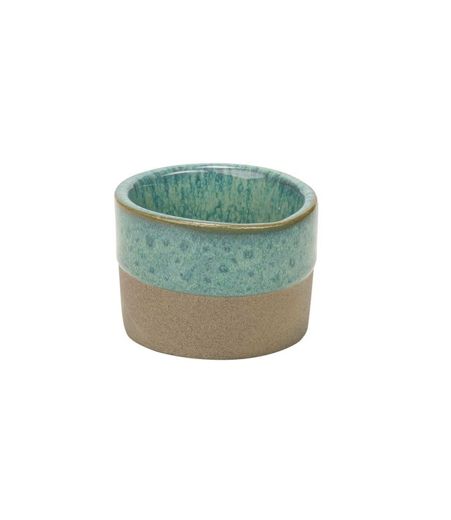 Crafts By Cosy & Trendy Basalt Ocean Green Apero Bowl D5,8xh4cm5cl Design By Charlotte