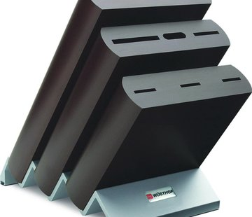 Wüsthof knife block for 9 parts Black