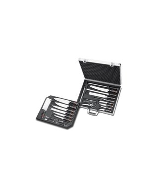 WUSTHOF Cook Case CLASSIC With 25 parts - 9774