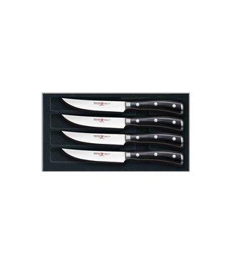 WUSTHOF Juego de cuchillos para carne CLASSIC IKON - 9716