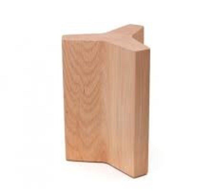 Messenblok voor 6 delen Wusthof - 7275