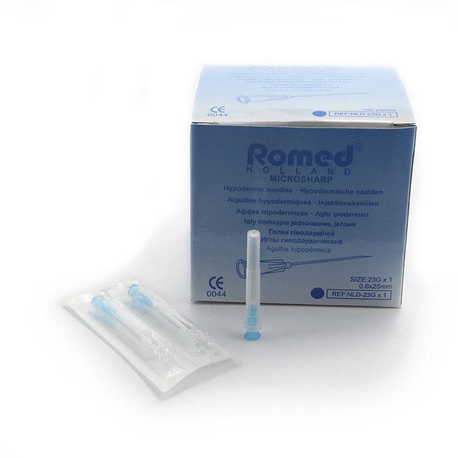 Disposable injectie naaldjes