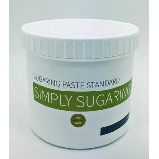 The Waxing Shop Simply Sugaring Paste Standard