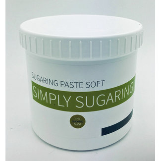 The Waxing Shop Simply Sugaring Paste Soft