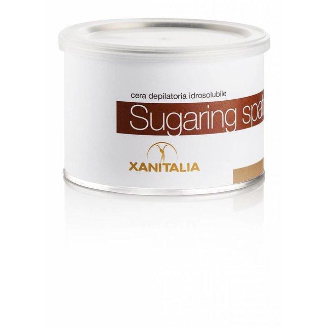 Sugaring Spatula in blik: spatelhars