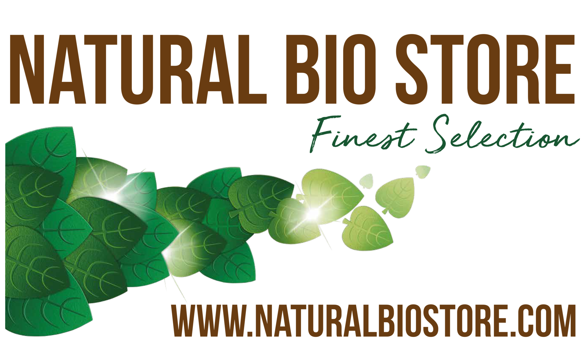 natural bio store finest selection logo