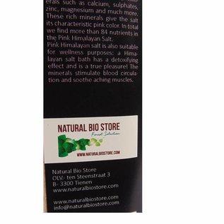 NATURAL BIO STORE Finest Selection Sel Rose de l'Himalaya Fin 1700 grammes Pot