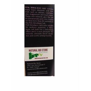 Fijn Roze Himalayazout 1700 gram Pot
