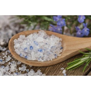 NATURAL BIO STORE Finest Selection Sel Bleu de Perse 450 grammes (sachet scellé & refermable)