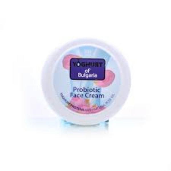 YOGHURT OF BULGARIA Yoghurt of Bulgaria Crème Visage Probiotique100ml
