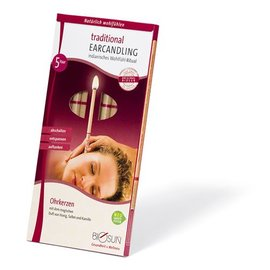 BIOSUN  Ear Candles 10 pieces