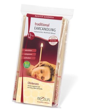 BIOSUN  Ear Candles 24 pieces