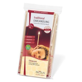 BIOSUN  Biosun Ear Candles 24 pieces