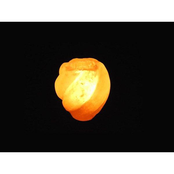NATURAL BIO STORE Finest Selection Himalayan Salt Tea Light Holder