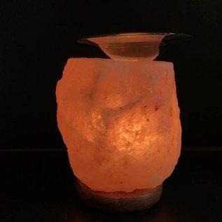 NATURAL BIO STORE Finest Selection Himalayan Salt Stone Aroma Burner