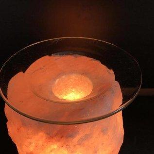 NATURAL BIO STORE Finest Selection Brûleur d'arôme de pierre de sel de l'Himalaya