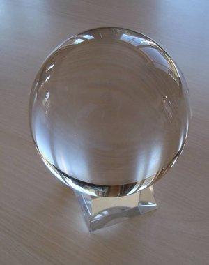 NATURAL BIO STORE Finest Selection Boule de Cristal Tachyon 6cm