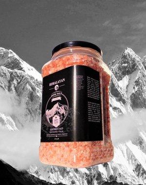 NATURAL BIO STORE Finest Selection Pink Himalayan salt Coarse 1700g