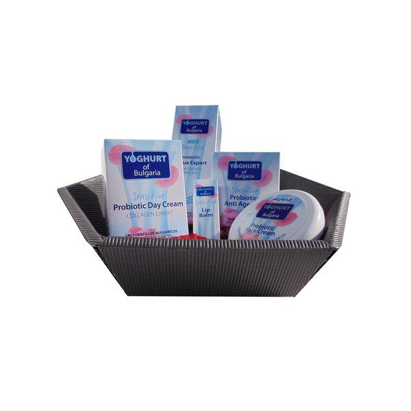 YOGHURT OF BULGARIA Panier Cadeau Yoghurt of Bulgaria, Cosmetiques Probiotiques