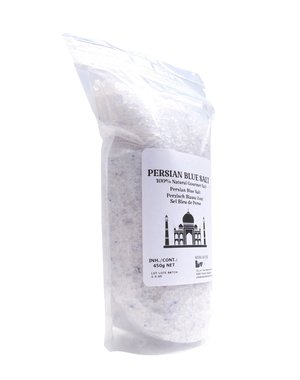 NATURAL BIO STORE Finest Selection Persian Blue Salt 450g