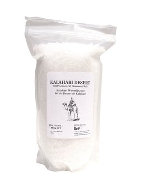 NATURAL BIO STORE Finest Selection Kalahari Desert Salt 450g