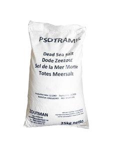 NATURAL BIO STORE Finest Selection Dead Sea Salt 25kg