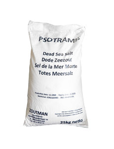 NATURAL BIO STORE Finest Selection Dode Zee Zout 25kg