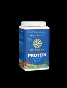 SUNWARRIOR SUNWARRIOR Warrior Blend Proteïne Poeder Natural 750g Bio & Vegan