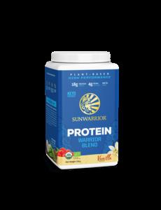 SUNWARRIOR SUNWARRIOR Warrior Blend Protéine en Poudre Vanille 750g Bio & Vegan