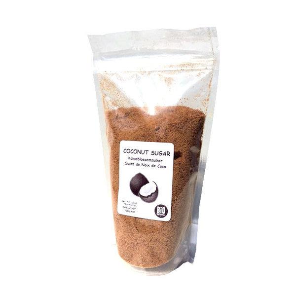 NATURAL BIO STORE Finest Selection Coconut Sugar Organic & Raw 300g