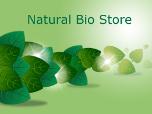 Logo Natural Bio Store