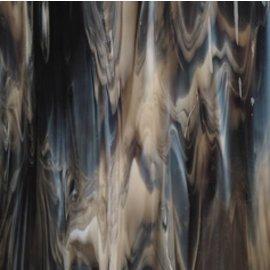 2209-000 dark brown, white 3 mm
